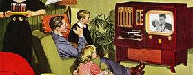 La télé resserre les liens familiaux...