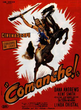 Comanche, de Dana Andrews