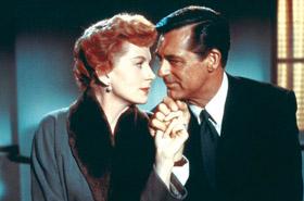 Cary Grant et Deborah Kerr dans Elle et lui