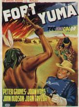 Fort Yuma, de Lesley Salander