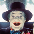 Le Joker dans Batman de Tim Burton
