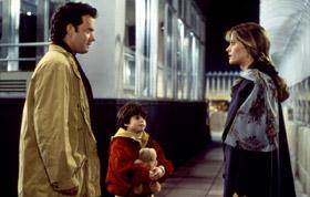 Tom Hanks et Meg Ryan dans Nuits blanches à Seattle