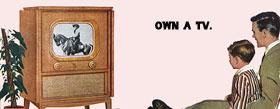 Achetez une télé !