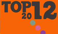 Le Top 12 de 2012
