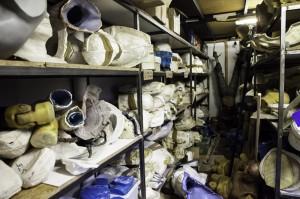 Du stock de prothèses