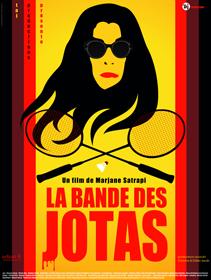 La Bande des jotas, de Marjane Satrapi
