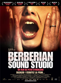 Berberian Sound Studio, de Peter Strickland