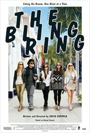 Affiche de The Bling Ring de Sofia Coppola