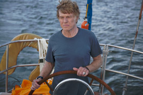 Robert Redford et la mer : All is Lost, de J. C. Chandor