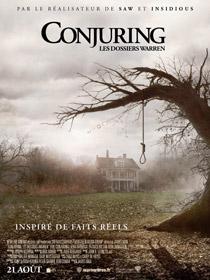Conjuring, de James Wan