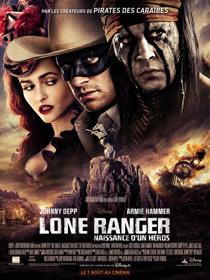Lone Ranger, naissance d'un héros, de Gore Verbinski