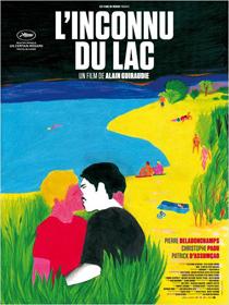 Affiche de L'Inconnu du lac de Alain Giraudie