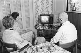 Plateau télé