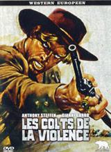 Les Colts de la violence, d'Alberto Cardone