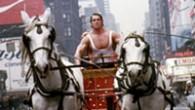 Bande-annonce de Hercule à New York (Hercules in New York), film américain d'Arthur Allan Seidelman en 1970. Avec Arnold Schwarzenegger dans son premier grand (?) rôle. Avec en plus, la...