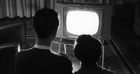 Un bon vieux plateau télé