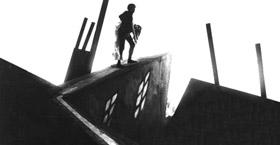 Le Cabinet du docteur Caligari, de Robert Wiene