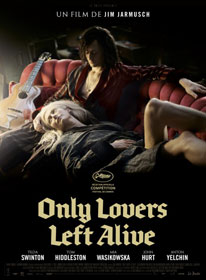 Only Lovers Left Alive, de Jim Jarmusch