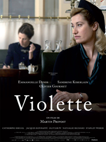 Violette, de Martin Provost