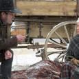 Mobiles Hommes - Après avoir arpenté le Texas aride de la bordure mexicaine dans <em>Trois enterrements</em>, Tommy Lee Jones s'en est allé explorer pour son <em>Homesman</em> une autre contrée de l'Amérique...