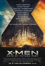 X-Men : Days of Future Past, de Bryan Singer