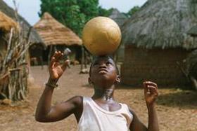 Le Ballon d'or, ou la vie de Salif Keïta