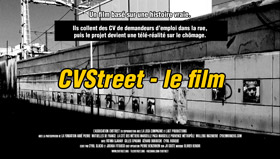 CVStreet, de Cyril Slucki et Joshua Fitoussi