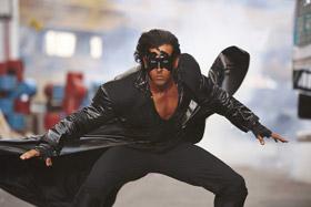 Hrithik Roshan dans Defender