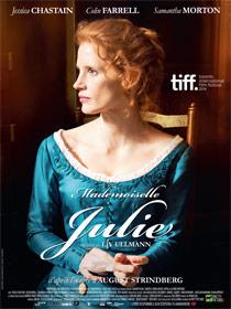 Mademoiselle Julie, de Liv Ullmann