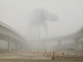Under Fog de Cédric Delsaux
