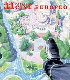 Affiche festival Cine Europeo de Séville