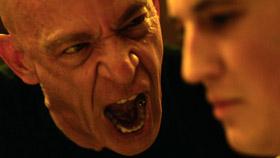 J.K. Simmons dans Whiplash, de Damien Chazelle