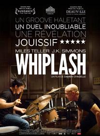 Whiplash, de Damien Chazelle