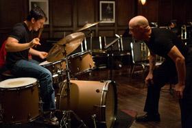 Miles Teller et J.K. Simmons dans Whiplash, de Damien Chazelle