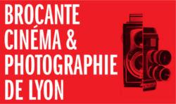 Brocante cinéma et photographie de Lyon - édition de Printemps