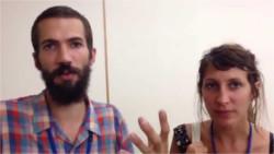 Rencontre avec Mathias de Panafieu et Sonia Gerbeaud