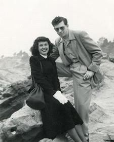 Harold et Lillian Michelson
