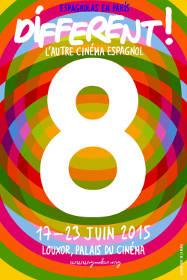 Different 8 ! L'autre cinéma espagnol
