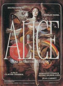 Alice ou la dernière fugue, de Claude Chabrol
