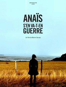 Anaïs s'en va-t-en guerre, de Marion Gervais