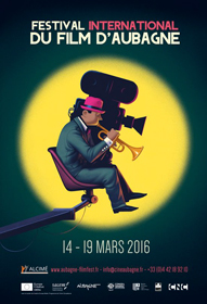 Affiche du 17e festival d'Aubagne