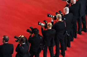 Les photographes du Festival de Cannes - (c) FDC