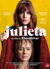Julieta, de Pedro Almodovar