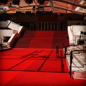 Le tapis rouge du 69e Festival de Cannes