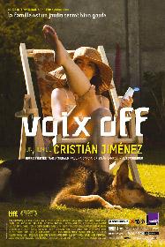 Voix off, de Cristian Jimenez