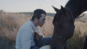 Brady Jandreau dans The Rider