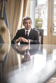 El Presidente, de Santiago Mitre