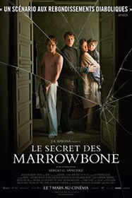 Le Secret des Marrowbone, de Sergio G. Sanchez