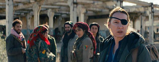 Le chant des partisanes - Etrangement, <em>Les Filles du soleil</em> - qui célèbre le courage des combattantes kurdes - ouvre et se conclut sur le personnage de Mathilde (Emmanuelle Bercot), reporter...