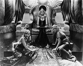 Cléopâtre, de Cecil B. DeMille